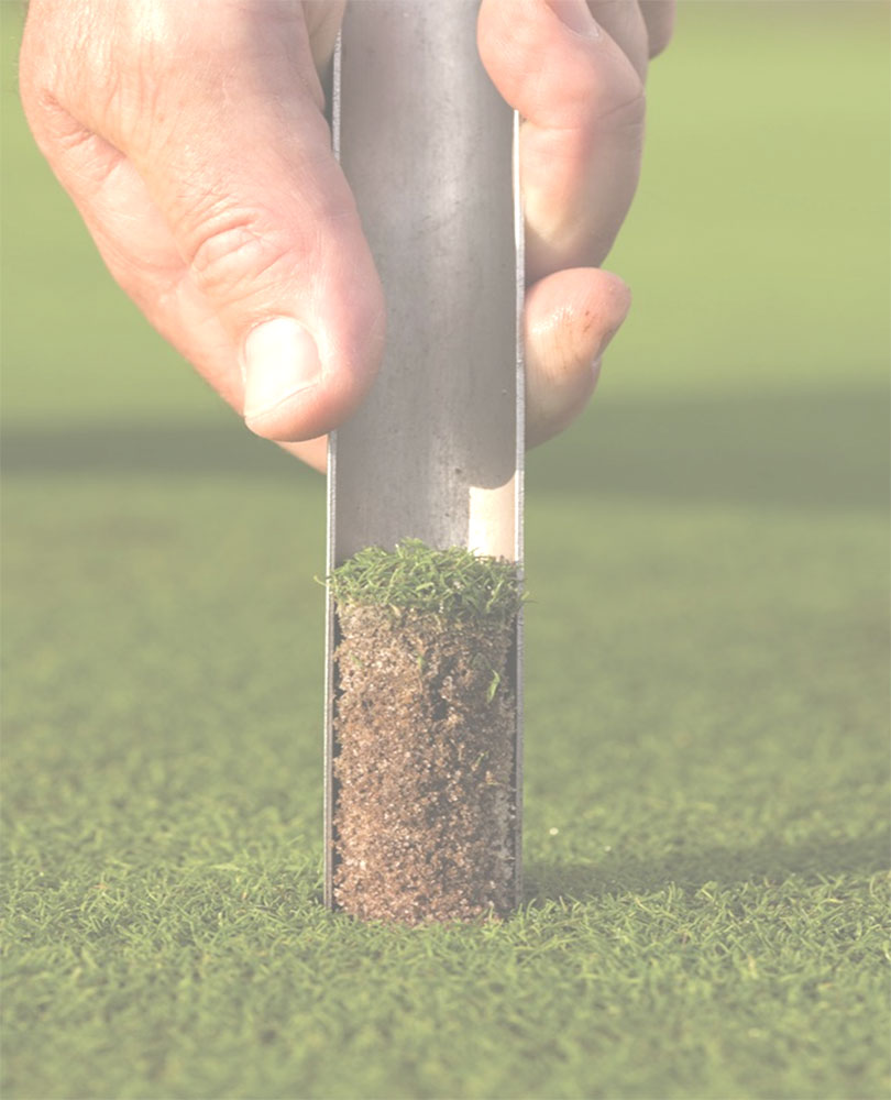 Soil Testing by Prestigious Turf Management of Yorktown VA