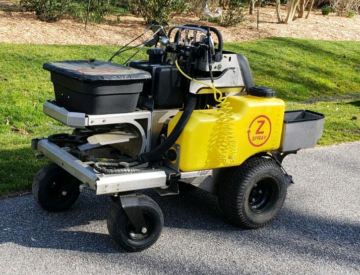 Lawn fertilization & Weed Control by Prestigious Turf Management Yorktown Virginia