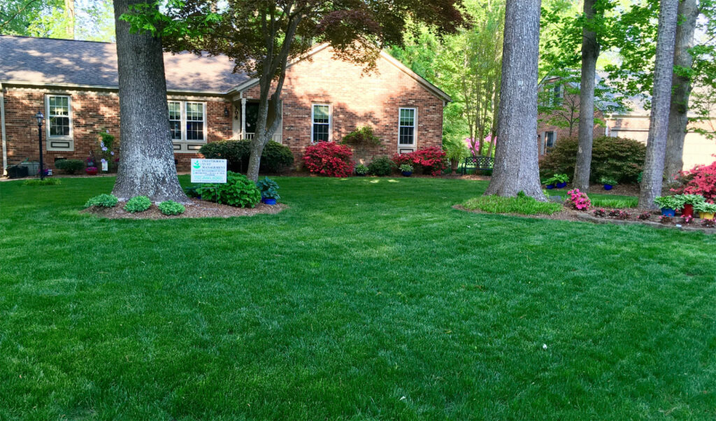 Prestigious Turf Management - Yorktown Virginia - Lawn Care Applications