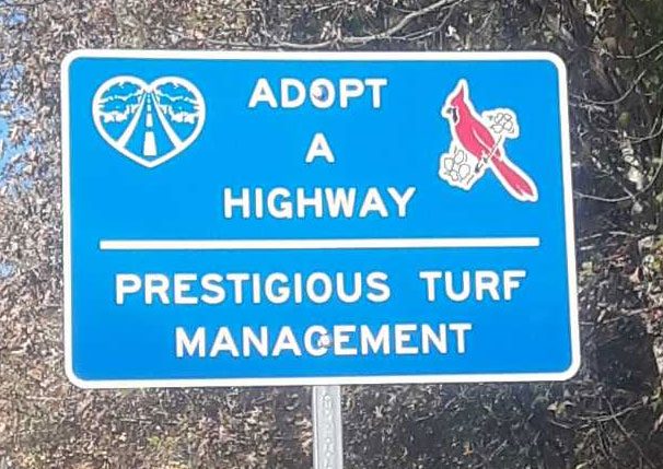 Adopt A Highway - Prestigious Turf Management